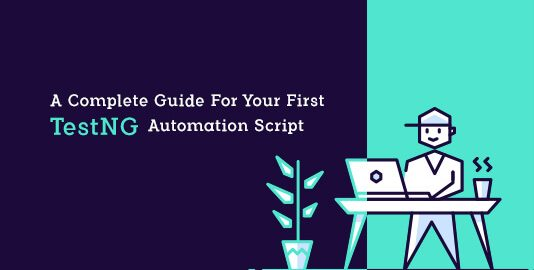 First TestNG Automation Script