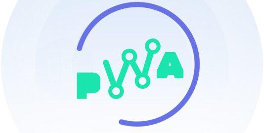 PWA header