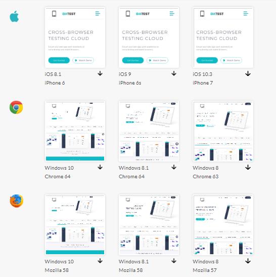 Performing Screenshot Testing With LambdaTes