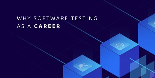 why choose software testing as a career option
