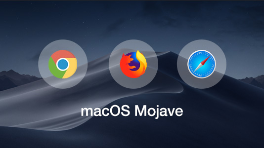 Cross Browser Compatibility Testing on Apple macOS Mojave