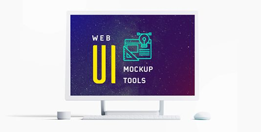 Open Source Web UI Mockup Tools