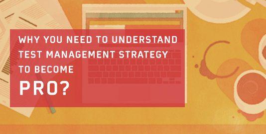 Strategies Test Management