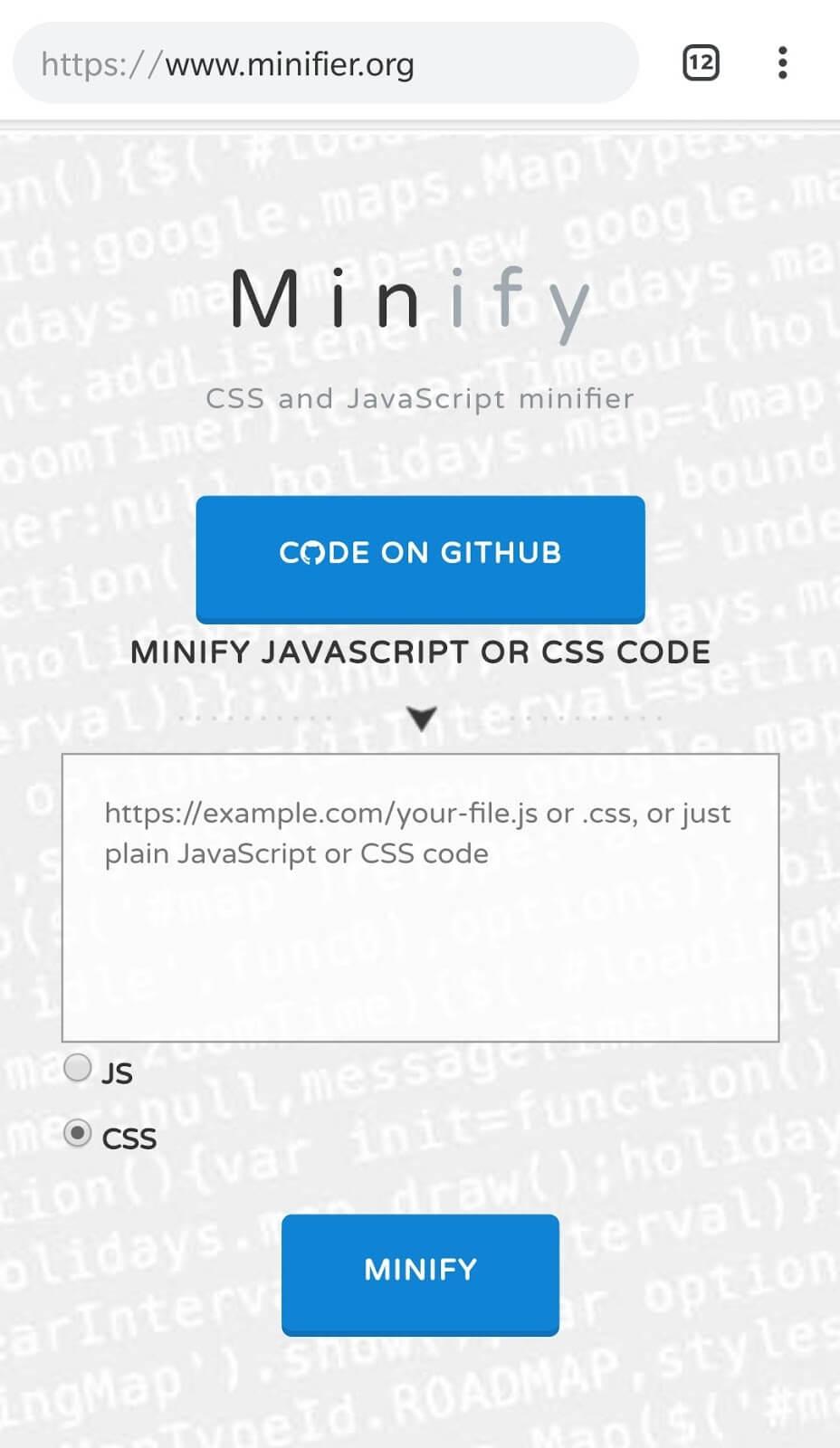 Minifer