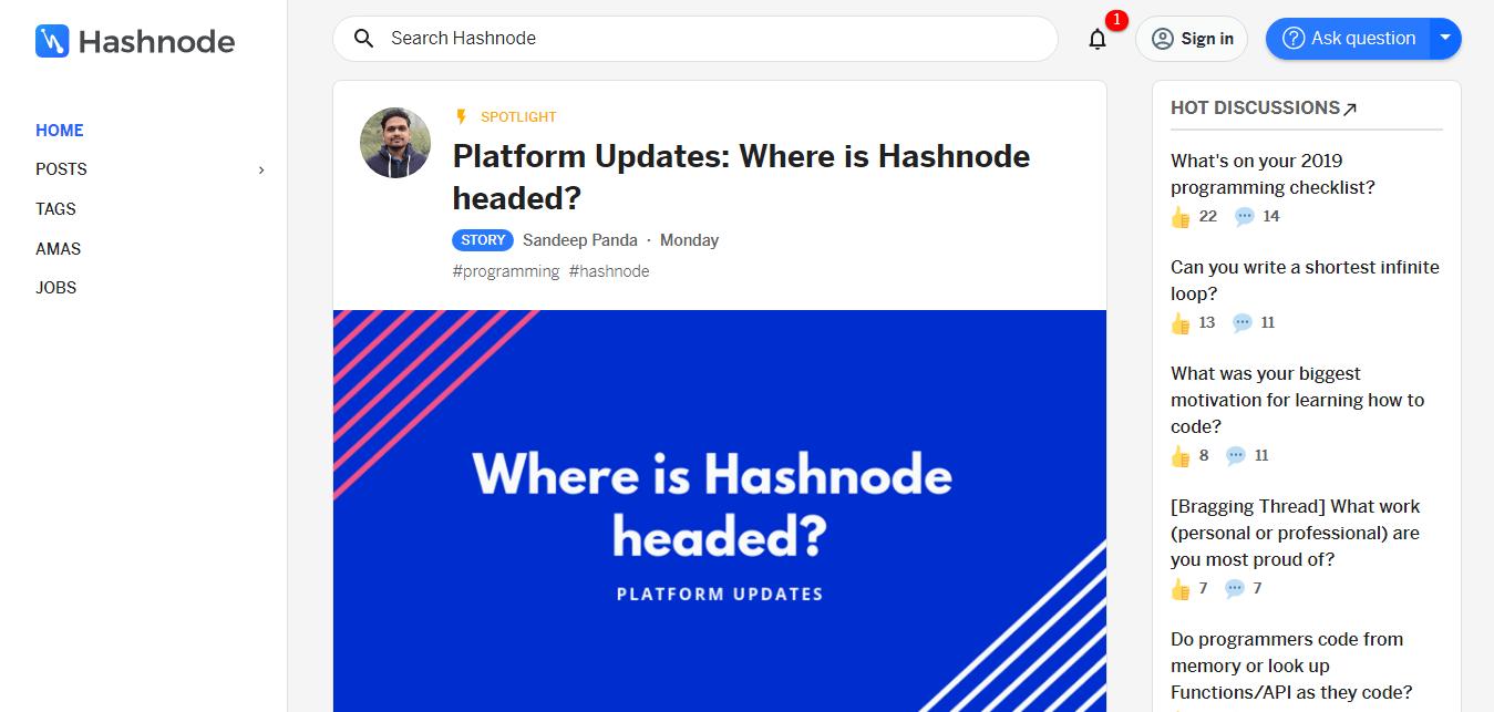 Hashnode