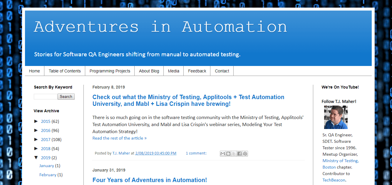 Adventures In Automation