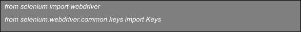 import-selenium-webdriver