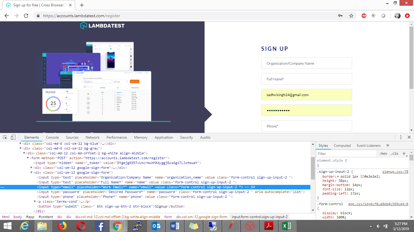 Locators In Selenium WebDriver With Examples   LambdaTest