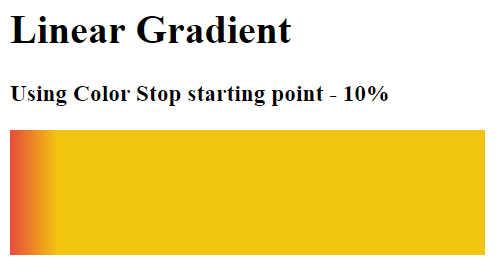 linear gradient 6
