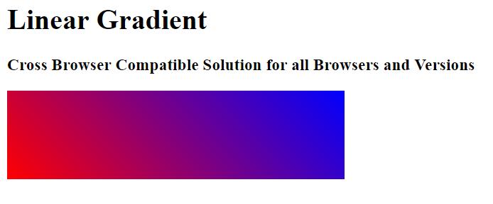 linear gradient 8