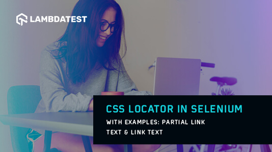 Find Elements With Link Text & Partial Link Text In Selenium