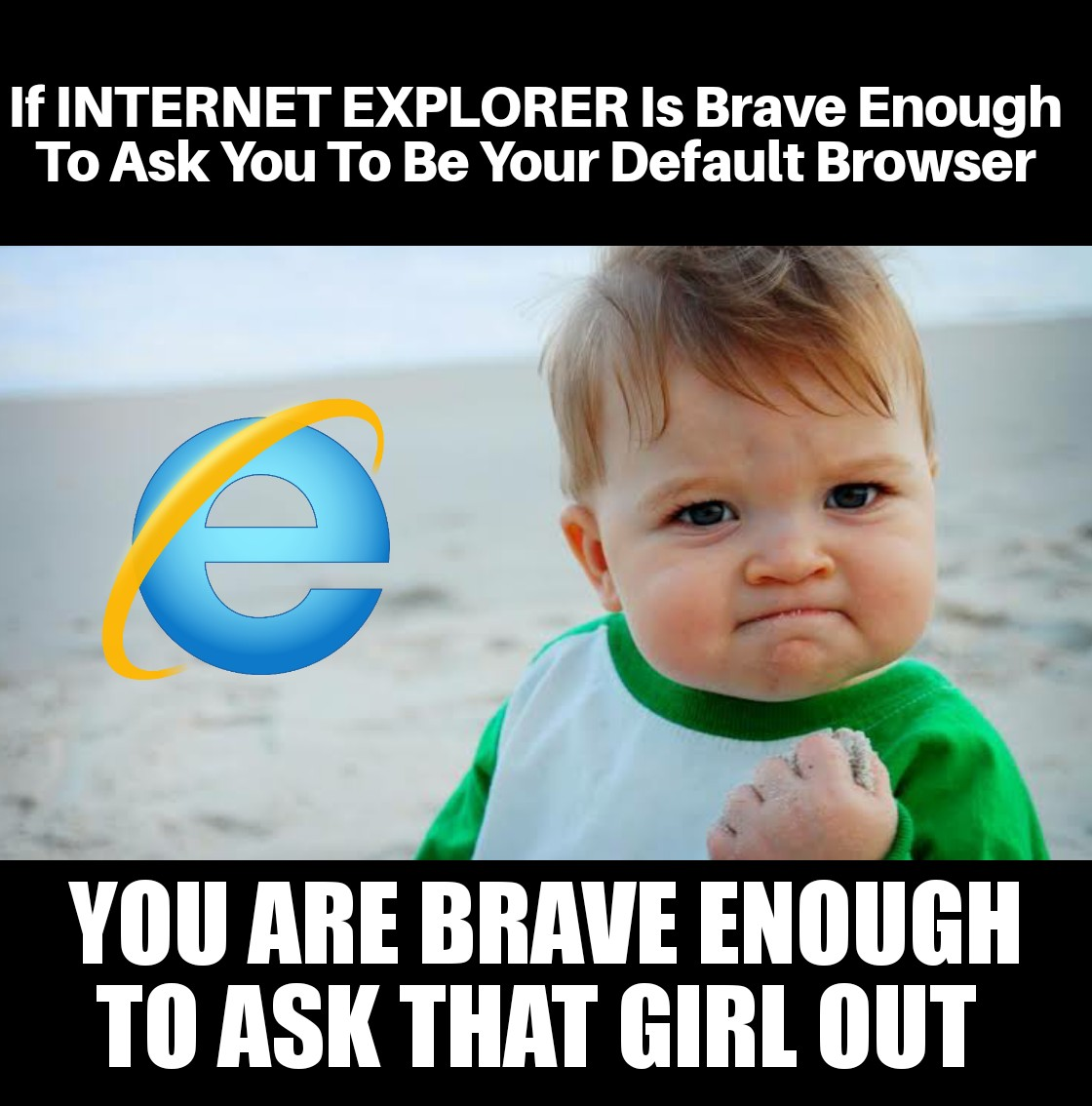 death of IE