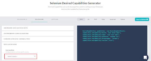 Selenium Automation Scripts