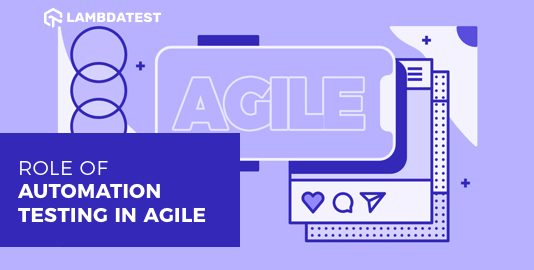 Role Of Automation Testing In Agile