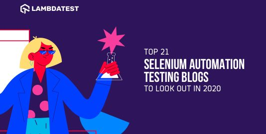 Selenium Automation Testing Blogs