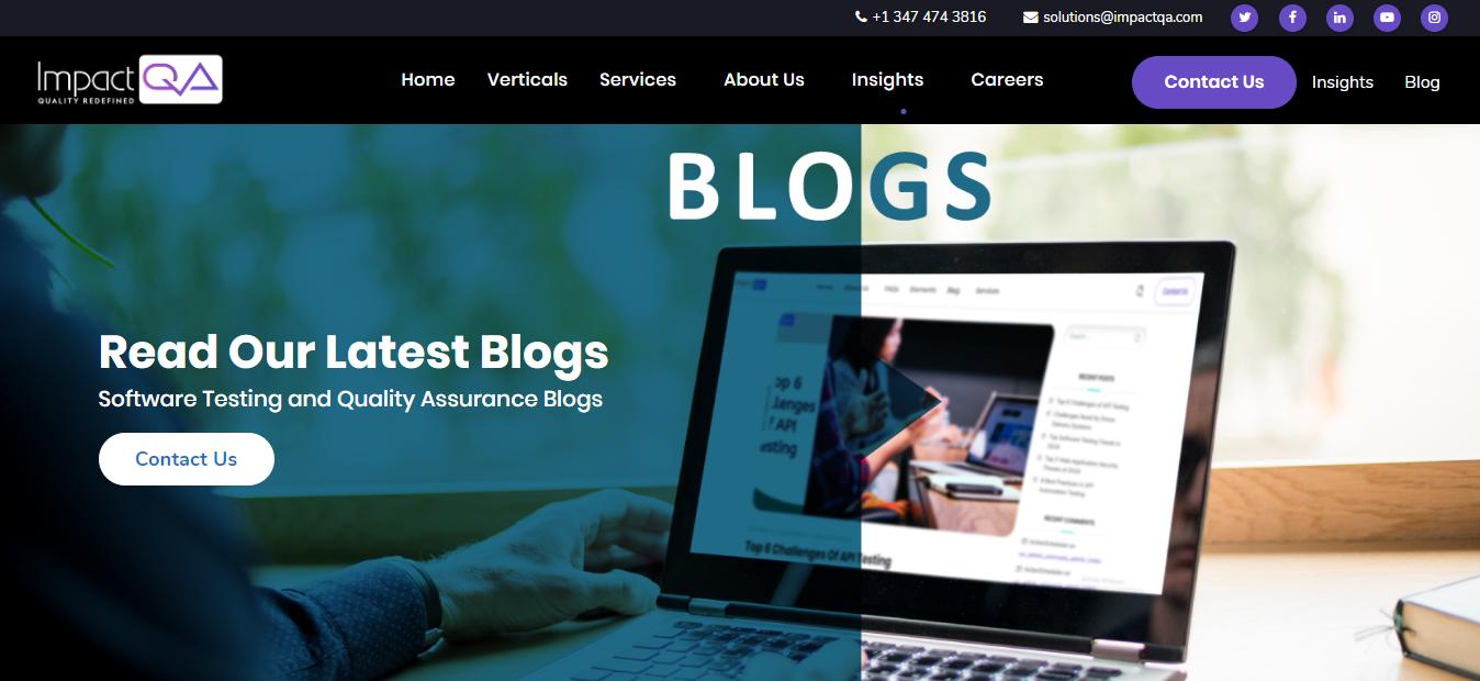 impactqa blog banner