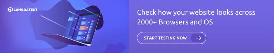 Cross-Browser-Testing-Tool