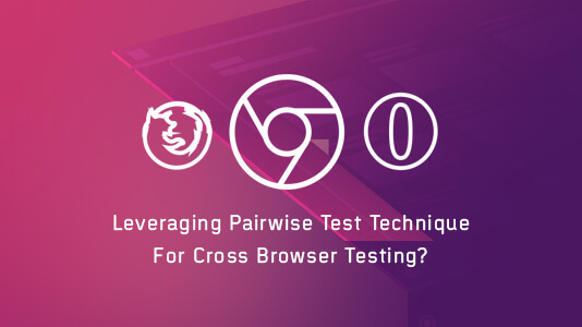 Leveraging Pairwise Test Technique
