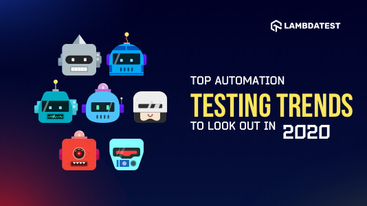 Top Automation Testing Trends