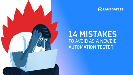 common-mistakes-of-an-automation-tester