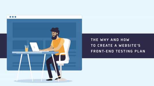 website-frontend-testing-framework