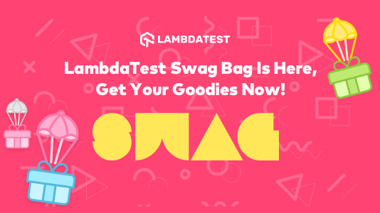 LambdaTest Giveaways