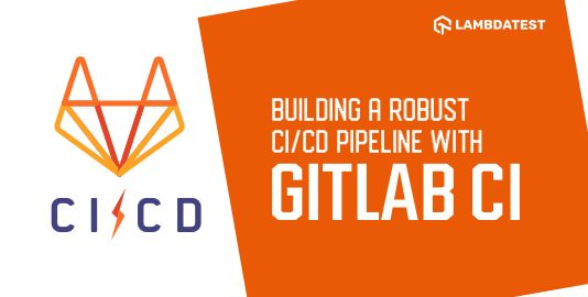 CI/CD Pipeline With GitLab CI/CD