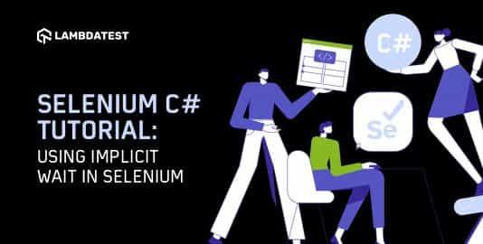 Selenium C sharp Tutorial