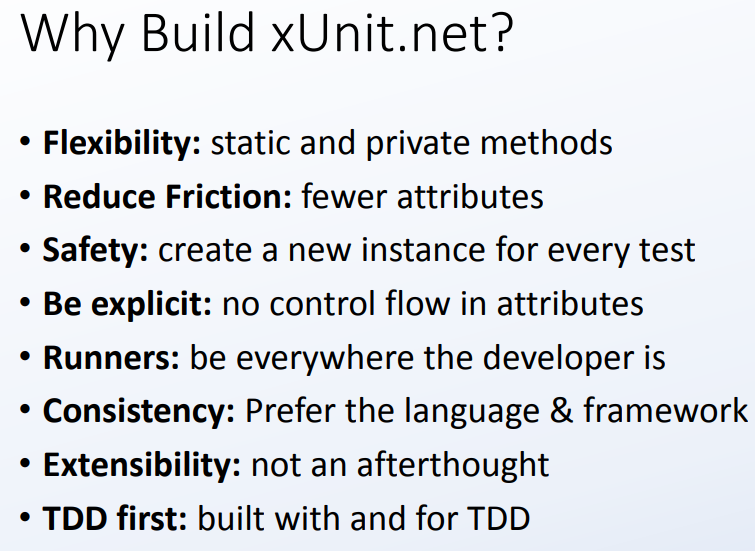 why-build-xunnit