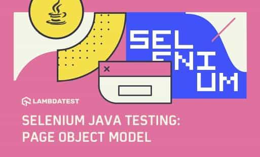 Selenium Java Testing