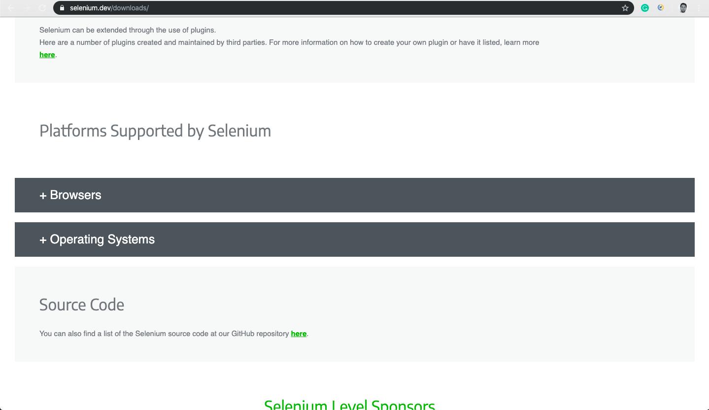 selenium-webdriver