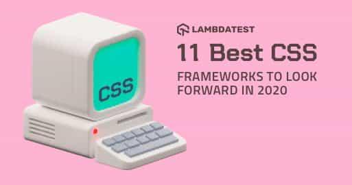 Best CSS Frameworks