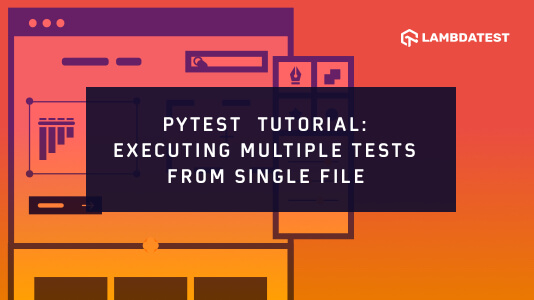 Executing Multiple Test Cases