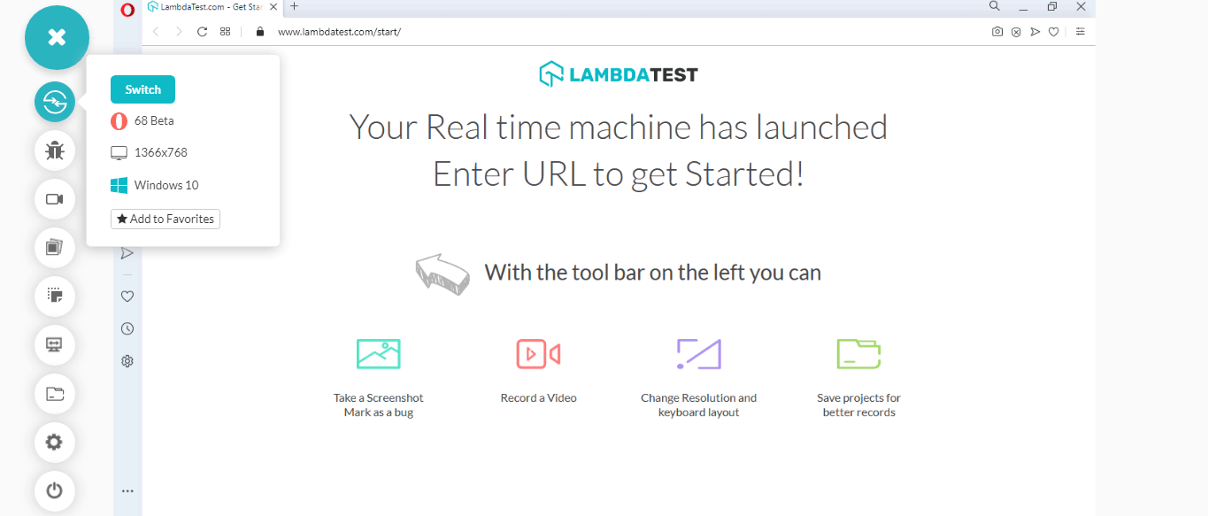 real-time-testing