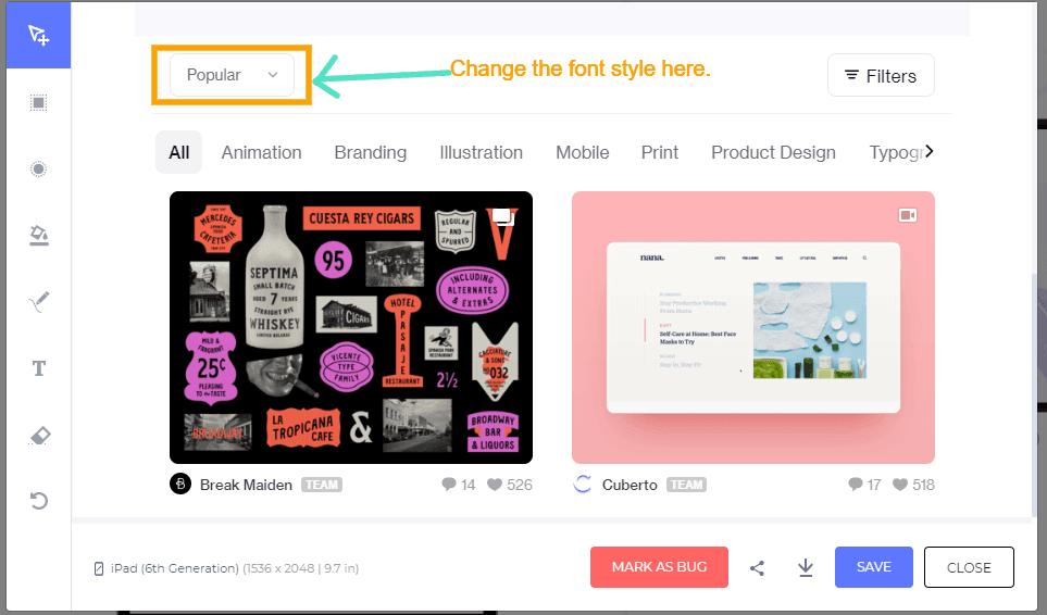 screenshot testing in lt browser