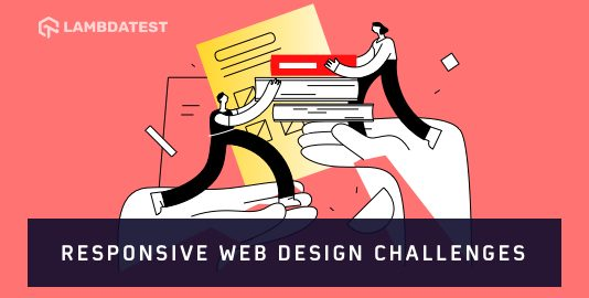 Responsive Web Design Challenges