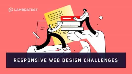 Responsive Web Design Challenges