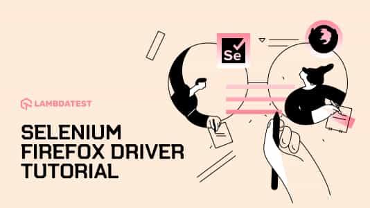 Selenium Firefox Driver
