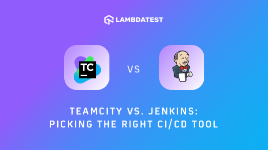 Teamcity VS Jenkins