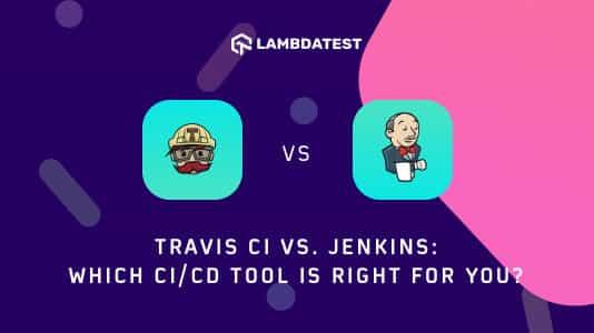 Travis VS Jenkins