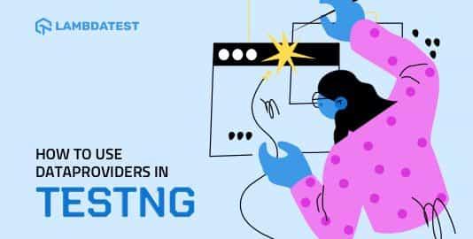 Dataproviders TestNG