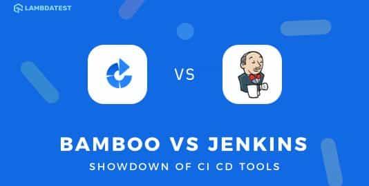 Jenkins VS Bamboo