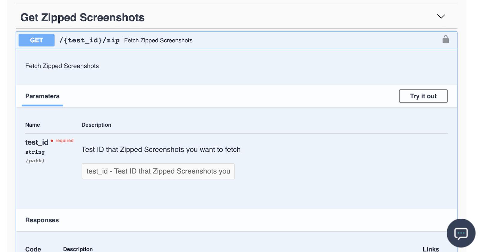 Zipped Screenshot