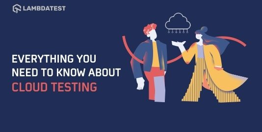 What Is Cloud Testing