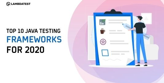 java testing frameworks