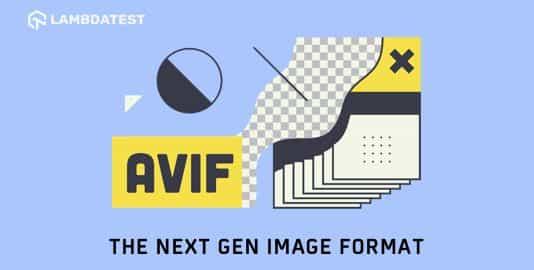 AVIF Image Format