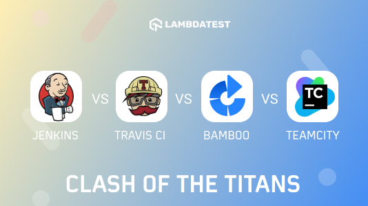 Jenkins vs Travis vs Bamboo vs TeamCity