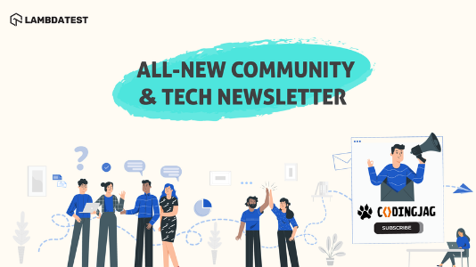 Revamped Community and Newsletter Launch