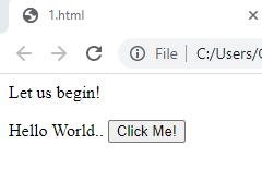 Saving html file