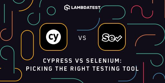 Cypress vs Selenium